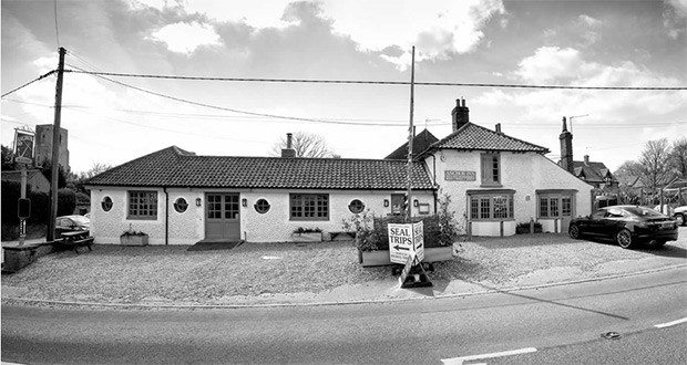 The Anchor Inn at Morston.