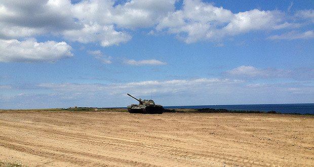 Tanks at Muckleburgh.