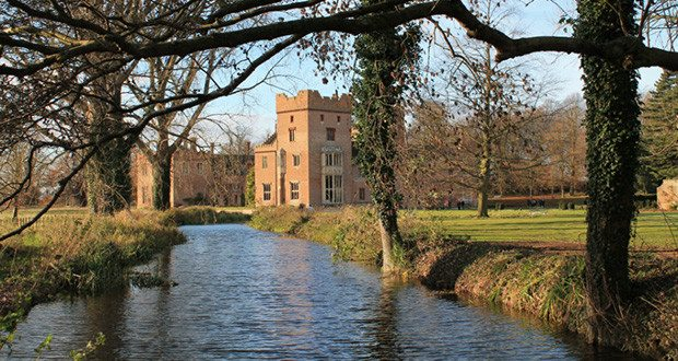 Oxburgh Hall (image: National Trust supplied).