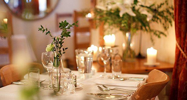 Restaurant at Cley Mill Norfolk.