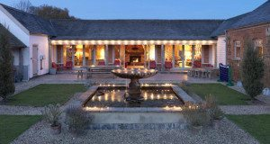 Cliff Barns deluxe country house accommodation.