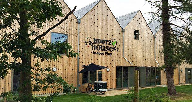Hootz House at Pensthorpe.