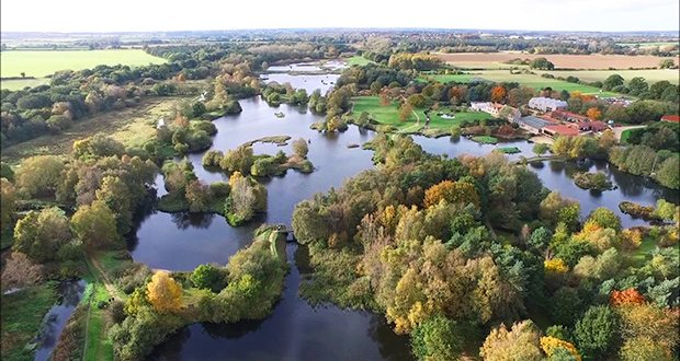 Pensthorpe Natural Park.