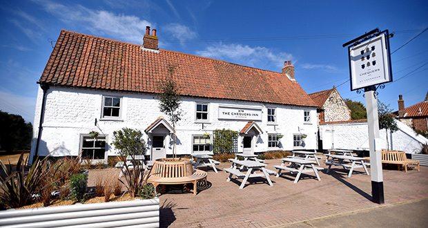 The Chequers Inn in Thornham.