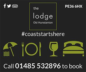 The Lodge, Old Hunstanton.