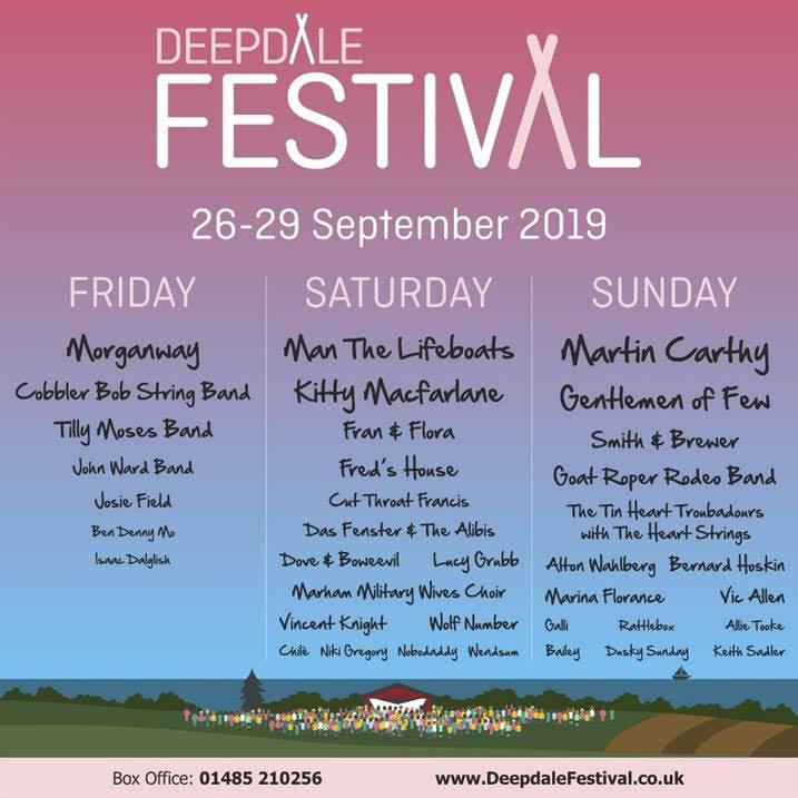 Deepdale Music Festival 2019
