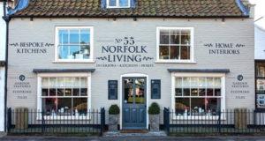 Norfolk Living in Burnham Market.